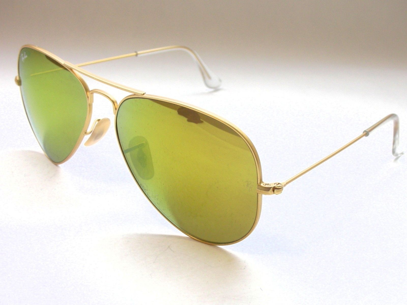 Ray Ban Aviator RB3025 112/93 Gold mirror 58mm