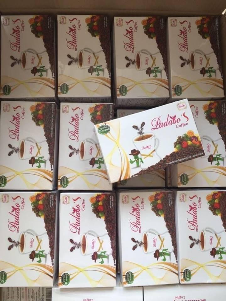 ขาย Padaso'S กาแฟพาดาโซ่พลัส กาแฟลดน้ำหนัก