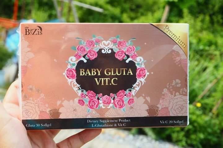 เบบี้ กลูต้า วิตซี Baby Gluta Vit C by Bay'zis