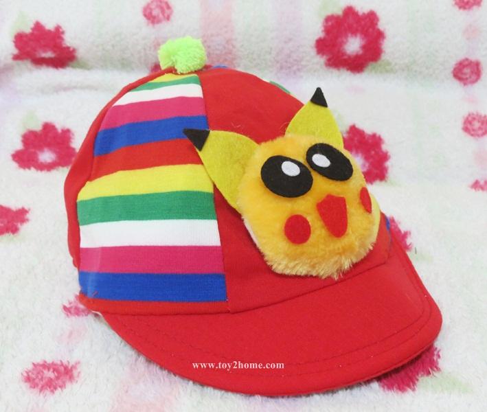 หมวกแก๊ปเด็ก