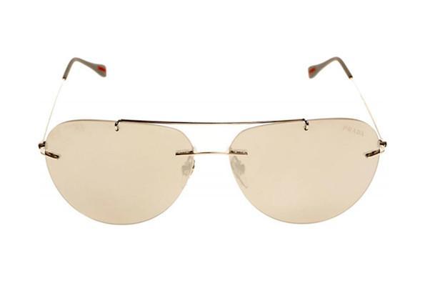 แว่นกันแดด PRADA PS50PS ROU2D2 Pink Mirror