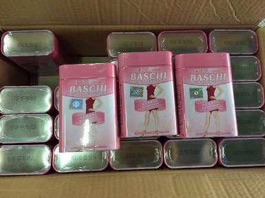 บาชิ ควิก สลิมมิ่ง เหล็กชมพู (Baschi Quick Slimming) 36เม็ด ราคา 450-100 บาท