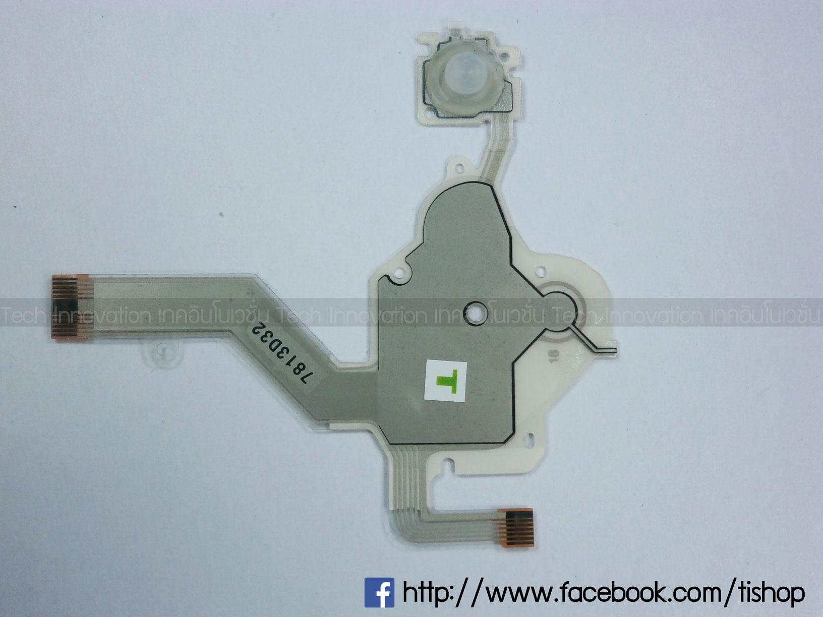 PSP2000 แผงวงจรควบคุม XO (ขวา)