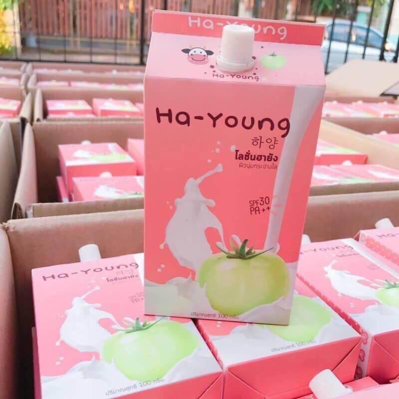 โลชั่นฮายัง Ha-Young