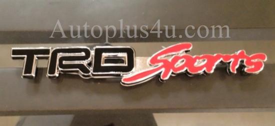Logo TRD Sportivo NEW VIOS 2014