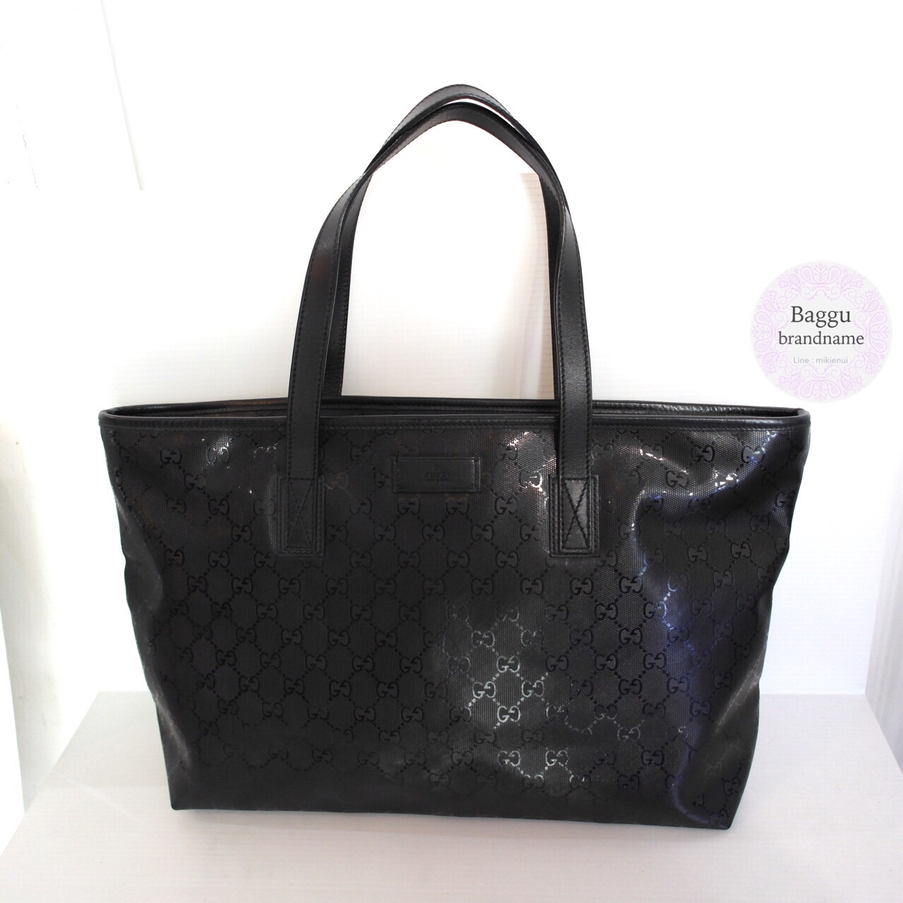 [SOLDOUT]Used - Gucci Shopping bag