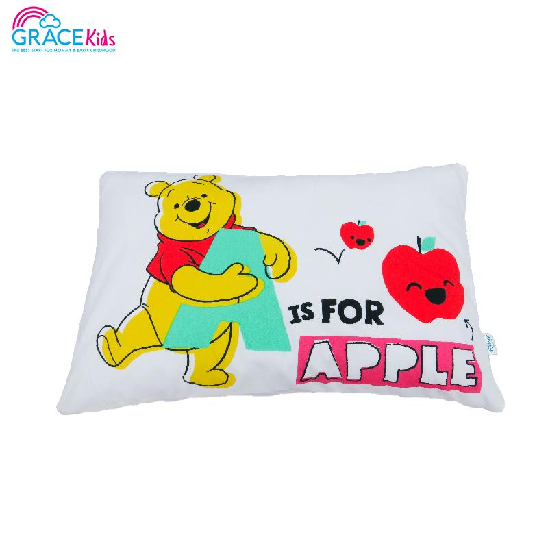 หมอนหนุน Pooh Apple ขนาด M