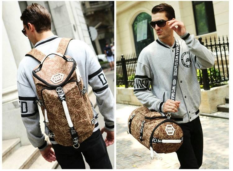 กระเป๋าเป้ MCYS&JPN Original style backpack