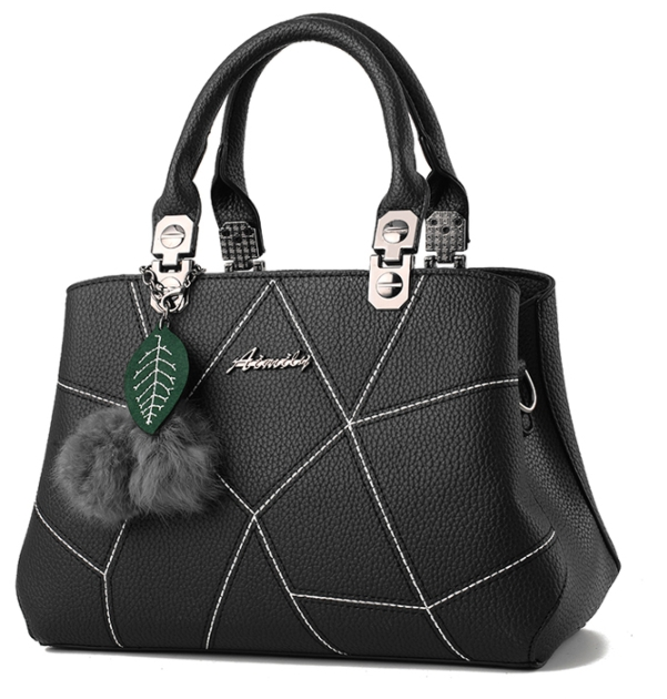 Ladies bag 2017 new fashion handbags (มี 5 สี)