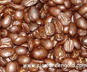 กาแฟคั่วอาราบิก้า 100% พรีเมี่ยม - จากภาคเหนือตอนบนของไทยเป็นเมล็ดกาแฟที่มีคุณภาพสูง มีความหอมนุ่มลึก เป็นที่ยอมรับและได้รับความนิยม ตามคุณสมบัติกาแฟช
