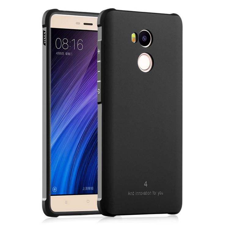 เคส Xiaomi Redmi 4 Pro / Prime Simple TPU (Black)