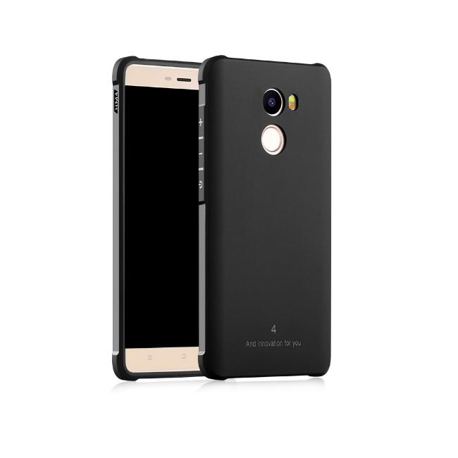เคส Xiaomi Redmi 4 Simple TPU (Black)
