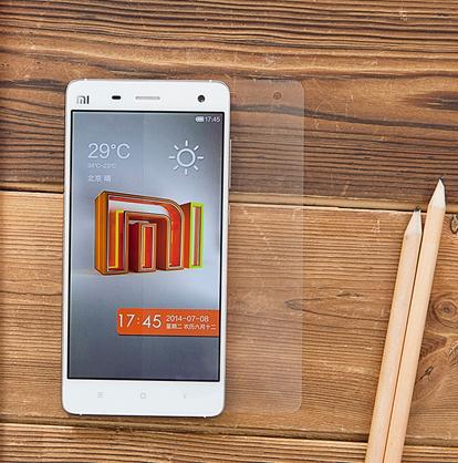 ฟิล์มกันรอยขีดข่วน แบบด้าน Xiaomi MI4