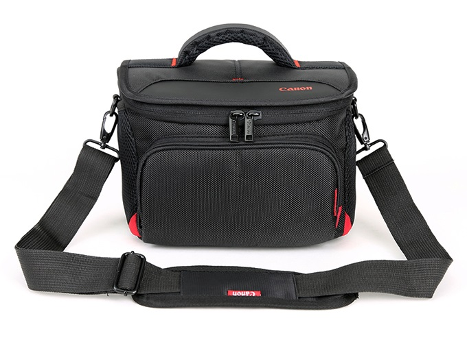 กระเป๋ากล้อง DSLR Canon waterproof camera bag 2017