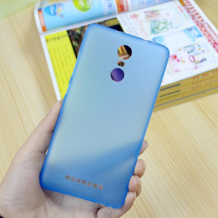 Xiaomi Redmi Note 3 เคสพลาสติกอ่อน บาง 0.3MM