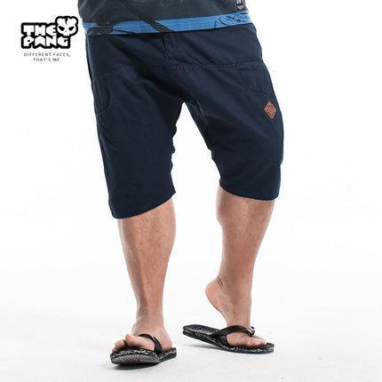 [พรีออเดอร์] กางเกงแฟชั่นเกาหลีผู้ชายไซต์ใหญ่ size 38 - 46 ขาสั้น - [Preorder] Plus size Men ฺKorean Hitz size 38 - 46 Short Casual Pants