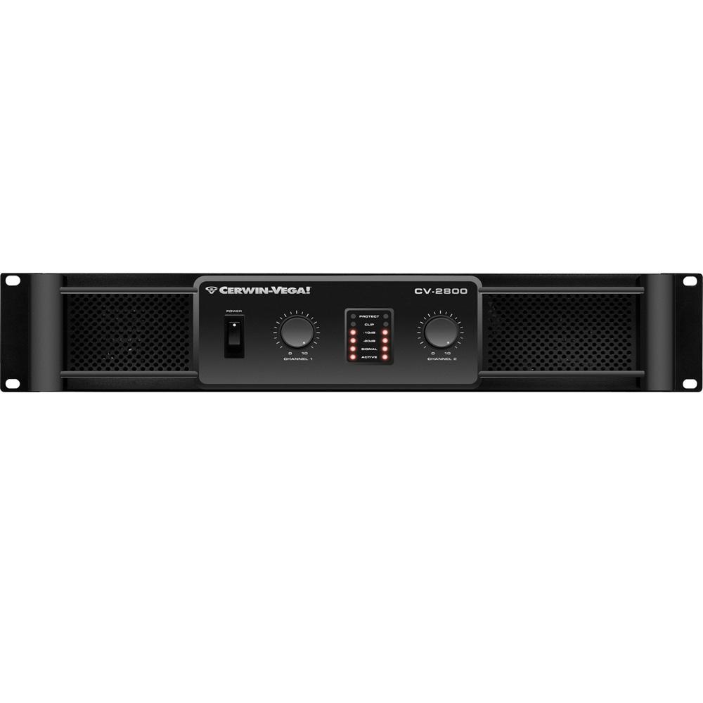 CERWIN-VEGA CV-2800 Poweramp 600W x 2 @ 8 Ohm