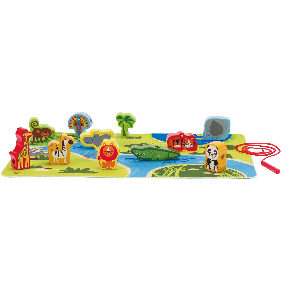On Safari Play Set