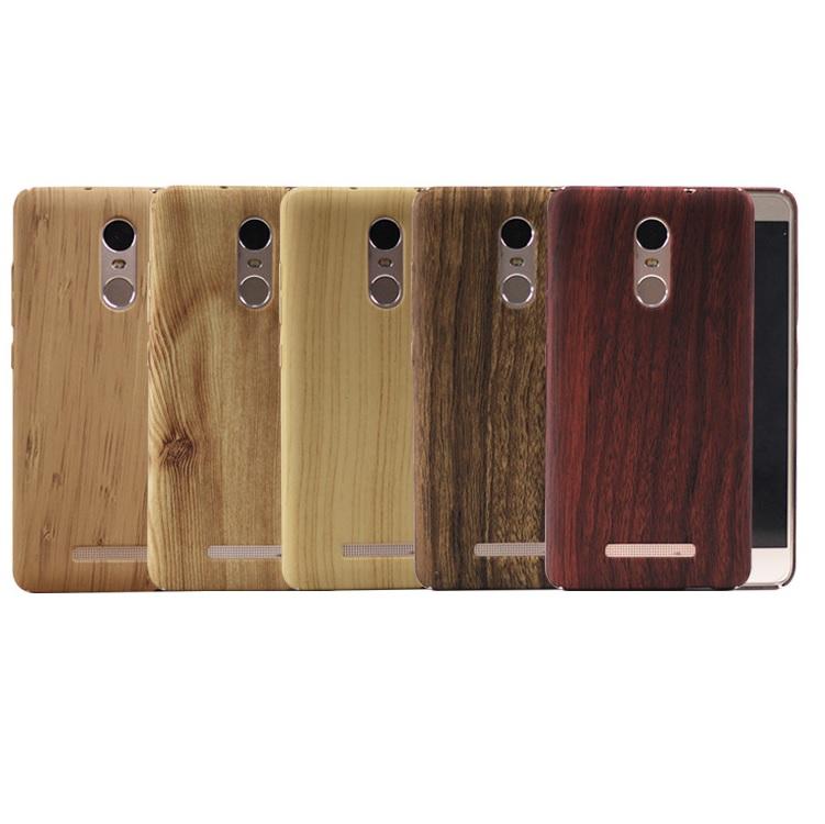 เคส Xiaomi Redmi Note 3 ลายไม้