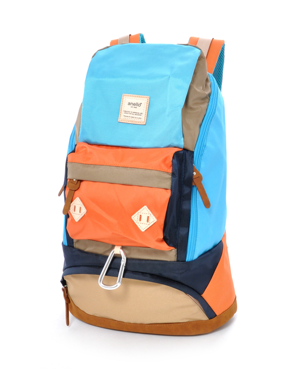 Anello Backpack AT-B1501 Tri color C