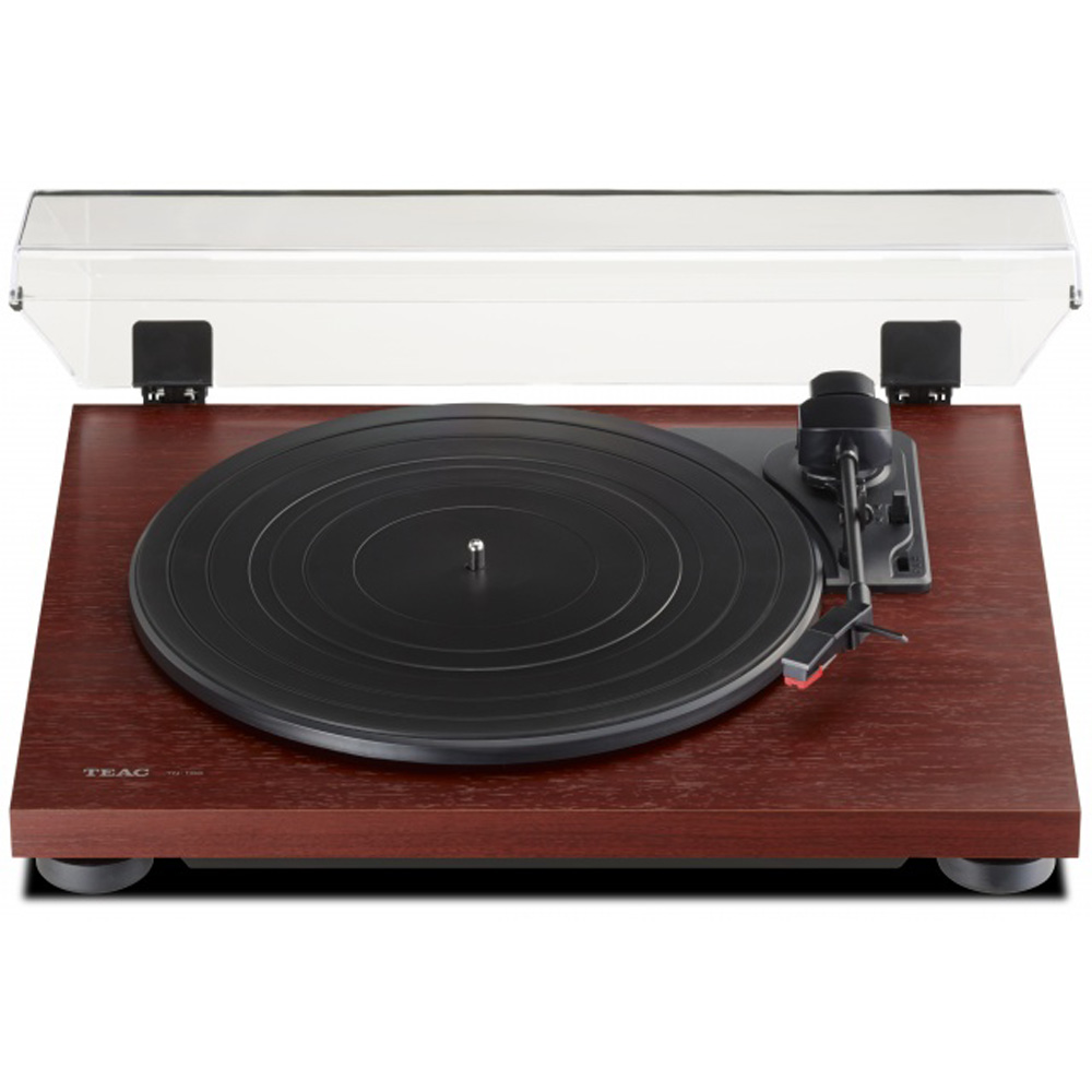 TEAC Belt-drive Turntable with USB TN-100-BCH