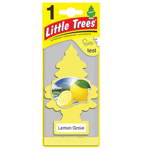 Little Trees กลิ่น Lemon Grove