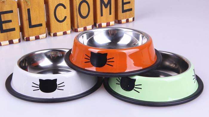 ชามอาหารน้องหมา น้องแมว
