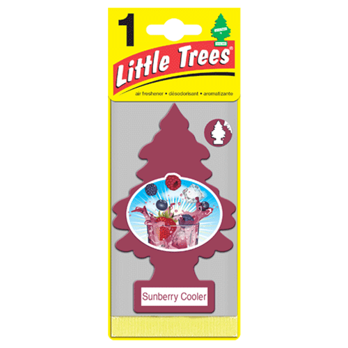 Little Trees กลิ่น Sunberry Cooler