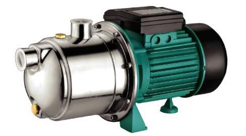 JET Self-Priming Pumps ปั๊มเจ็ท หัวสแตนเลส (เน้นส่งสูงและไกล) รุ่น SG-JET750G1