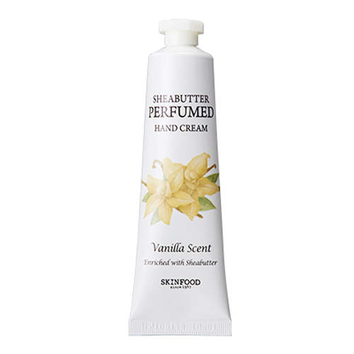 Skinfood Shea Butter Perfumed Hand Cream 30ml. #Vanilla Scent
