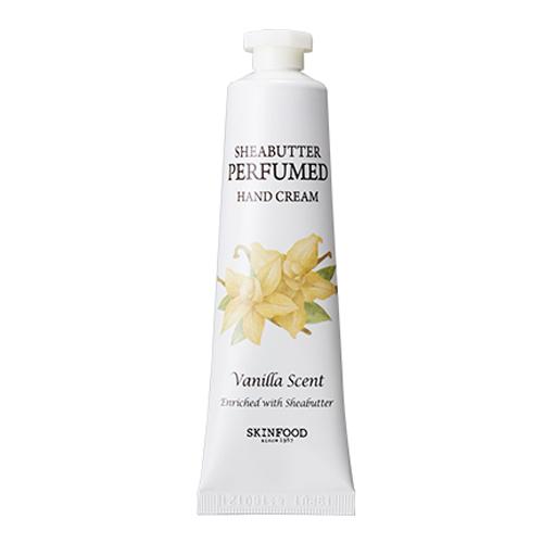 Skinfood Shea Butter Perfumed Hand Cream 30ml. #Vanilla Scent
