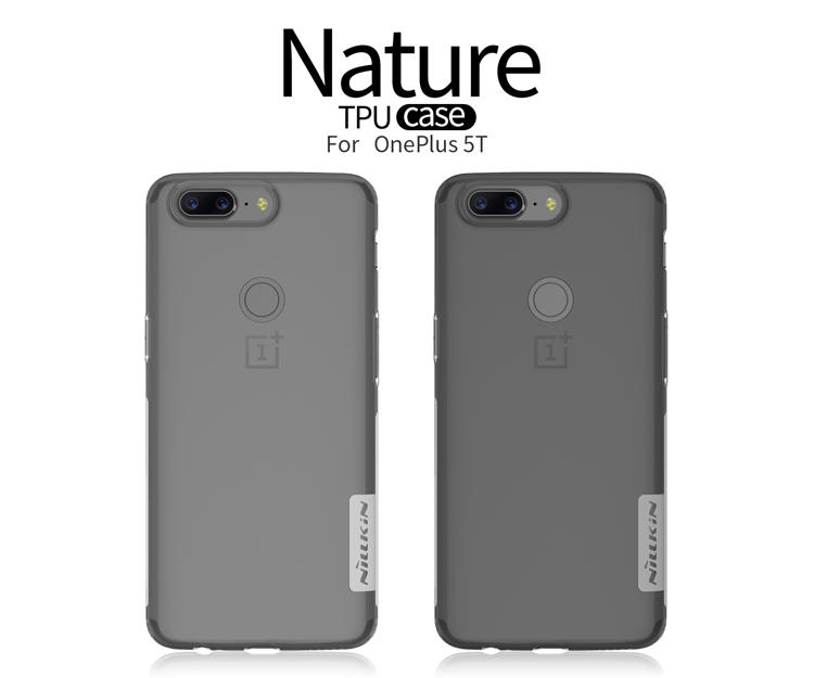 เคสมือถือ OnePlus 5T รุ่น Nature TPU case
