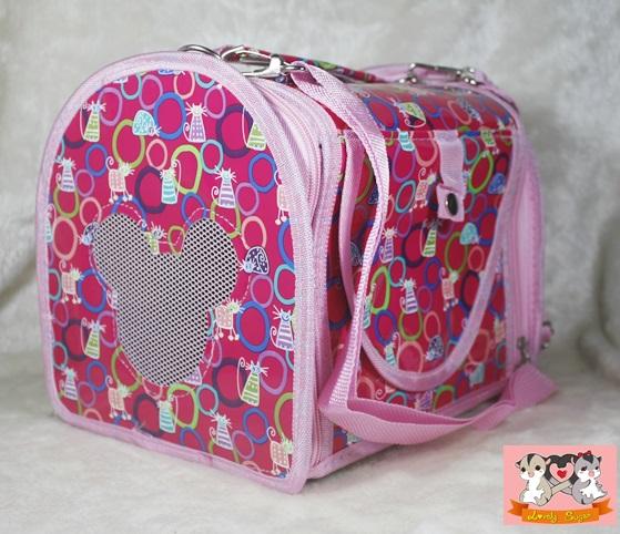 กระเป๋าสะพายทรงแข็ง ไซส์ L 3