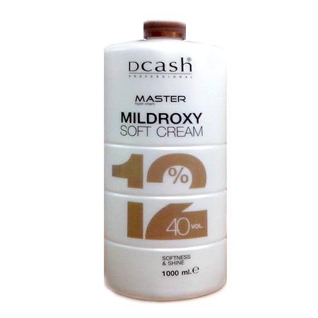 (ไฮโดรเจน) / ( Dcash Mildroxy Soft Cream) 12% 40 VOL.