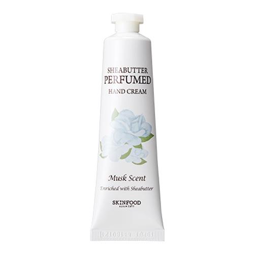 Skinfood Shea Butter Perfumed Hand Cream 30ml. #Musk Scent