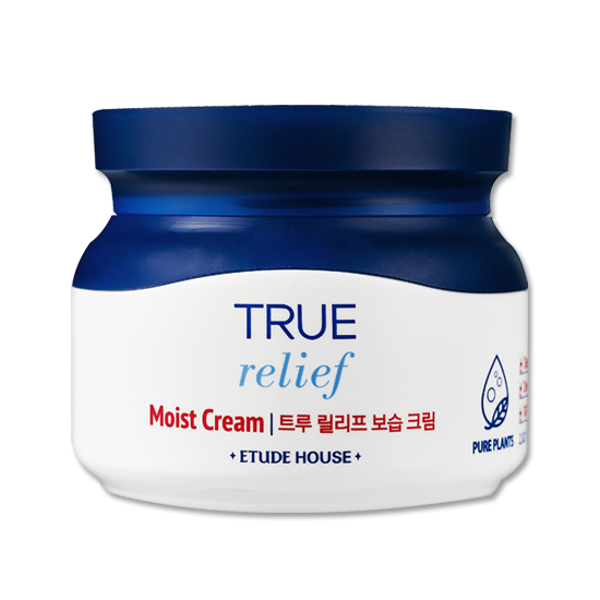 Etude House True Relief Moist Cream 60ml.
