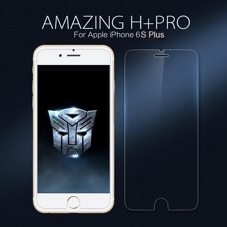 ฟิล์มกระจกนิรภัย Apple iPhone 6S Plus
