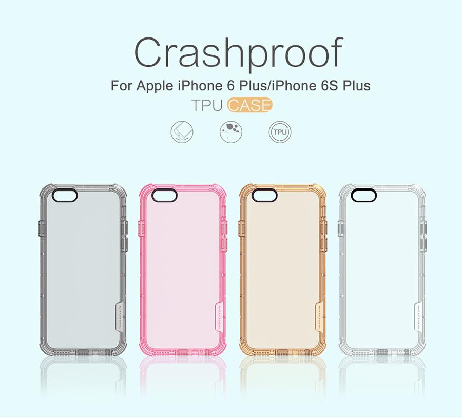 เคสมือถือ Apple iPhone 6 Plus/6s Plus รุ่น Crashproof Case