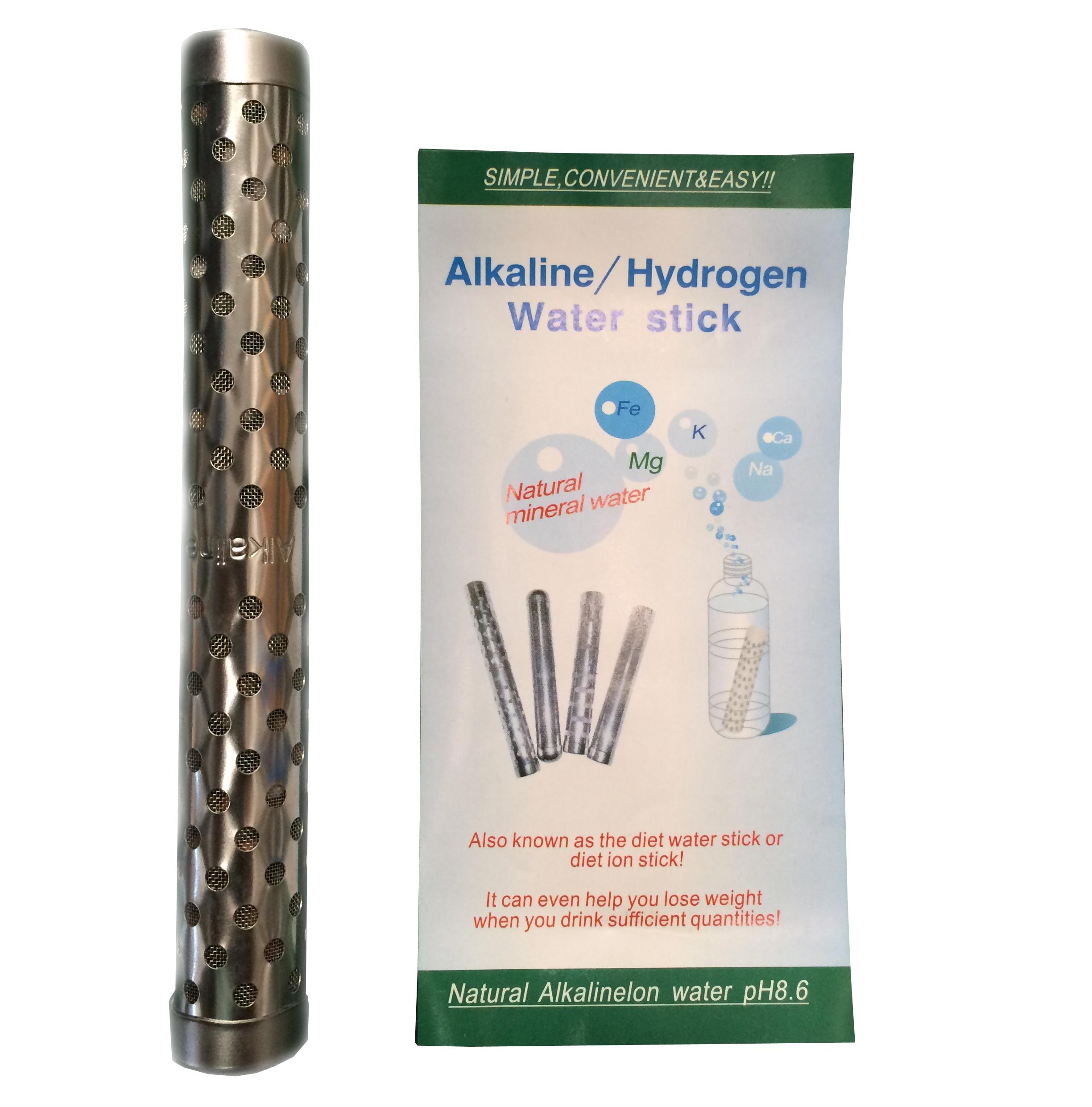Alkaline Hydrogen Stick แท่งเพิ่มด่างและแร่ธาตุ