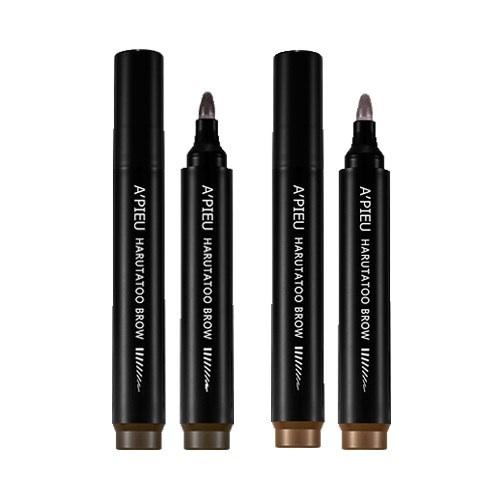 ++พร้อมส่ง++A'Pieu Harutatoo Brow 4.6g ปากกาสักคิ้ว