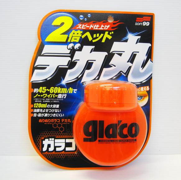 น้ำยาเคลือบกระจก Glaco (Soft99) 120 ml.