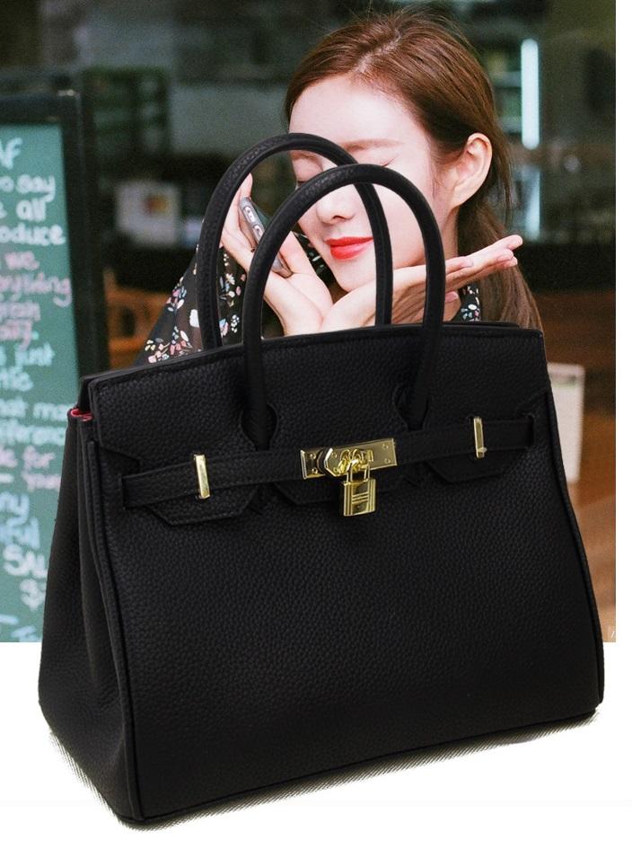 กระเป๋า hermes Birkin Size 35 Black