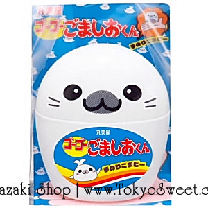พร้อมส่ง ** Furikake Tenorigomapi ผงโรยข้าวงาดำคลุกเกลือญี่ปุ่น มาในแพ็คเกจสุดน่ารัก เก็บรักษาได้ง่าย พกพาสะดวก บรรจุ 26 กรัม