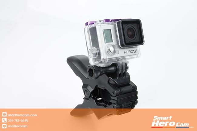 Jaws Flex Clamp Mount กล้อง Gopro