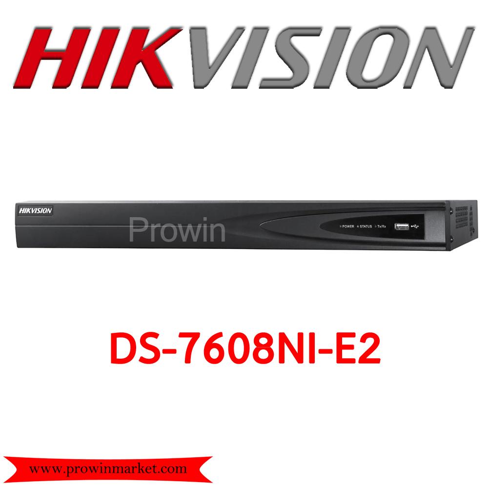 HIKVISION DS-7608NI-E2 (8CH)
