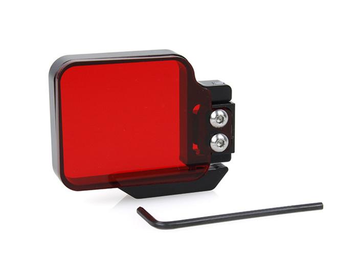 Red filter ( น้ำลึก 15m+ )