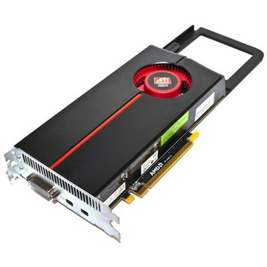 ATI Radeon HD 5770 1GB GDDR5 RAM Graphics Upgrade Kit for Mac Pro 2006-2012