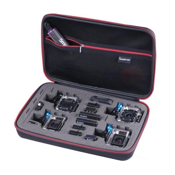"""กระเป๋า Samtree Travel Case ( G360 ) (13.4"""" x 9.4"""" x 3"""" ) สำหรับกล้อง GoPro Hero 4/3+/3"""