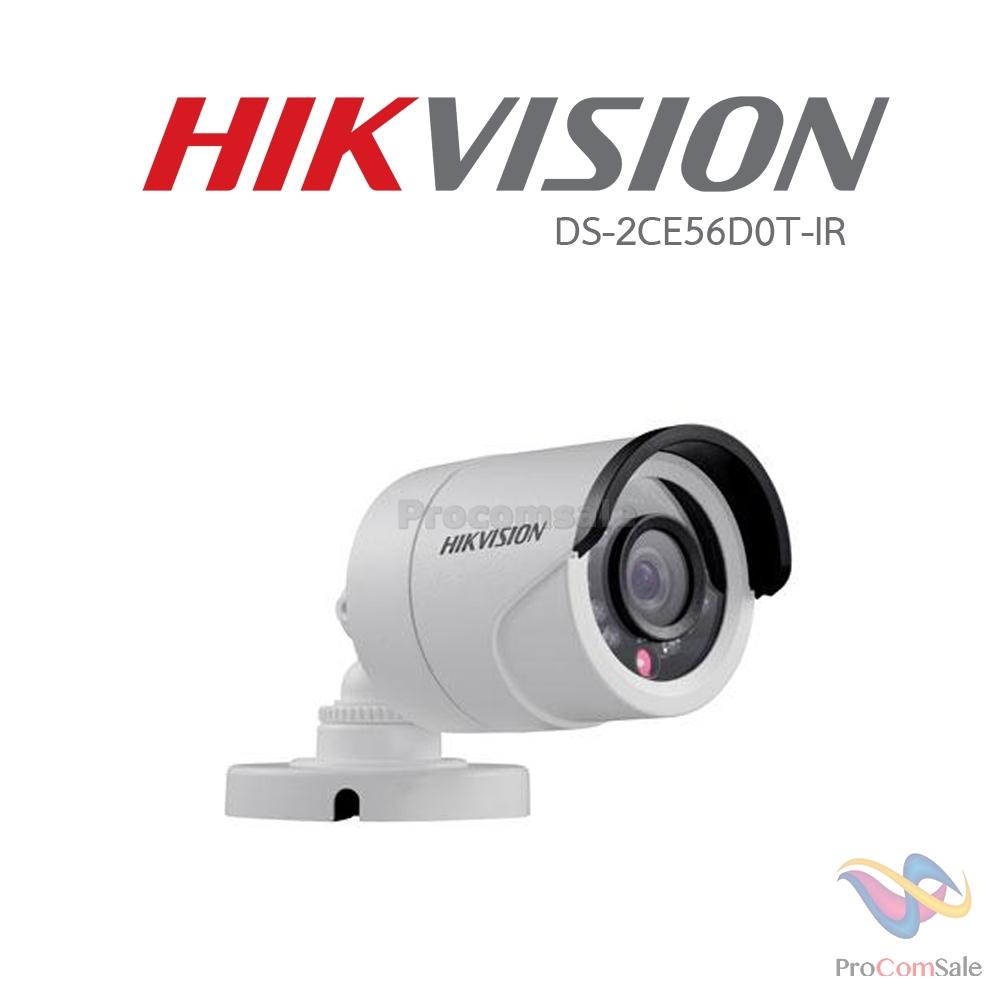 HIKVISION DS-2CE16D0T-IR 2MP Bullet Turbo HD