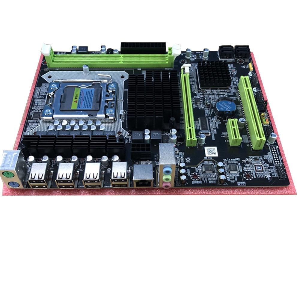 เมนบอร์ด X58 สำหรับ CPU XEON X55xx LGA 1366